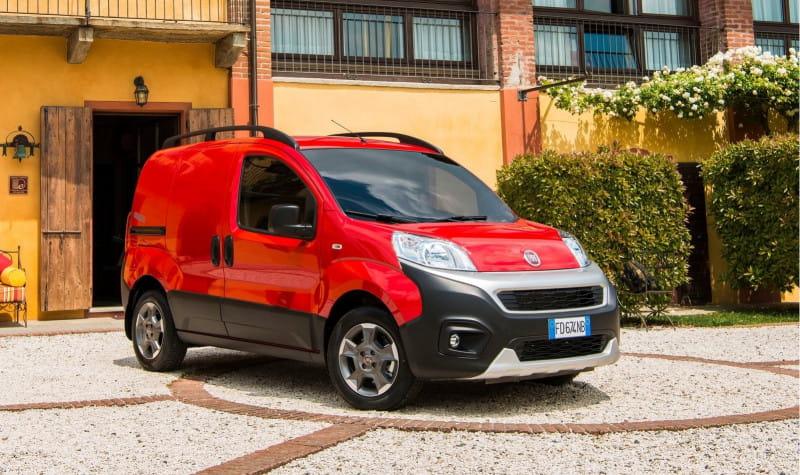 Fiat Fiorino Cargo (od 03/2016) SX