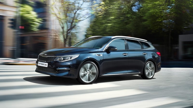 KIA Optima Sportswagon (od 09/2016) Business Line