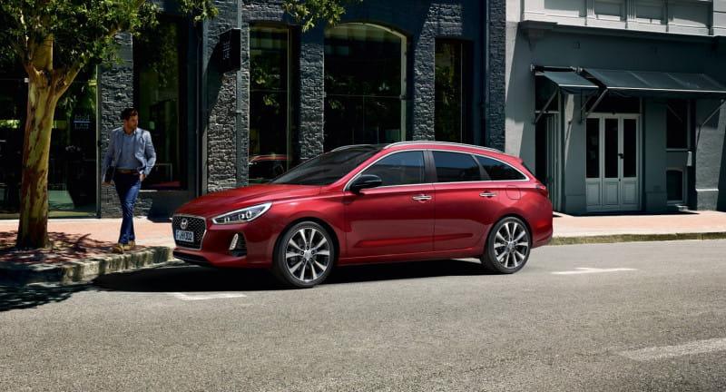 Hyundai i30 Kombi (od 07/2017) Trikolor komfort Go
