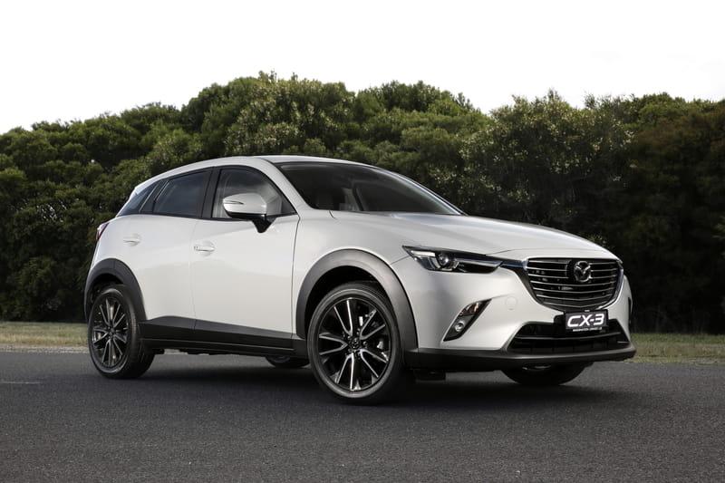 Mazda CX-3 (od 06/2015) Revolution