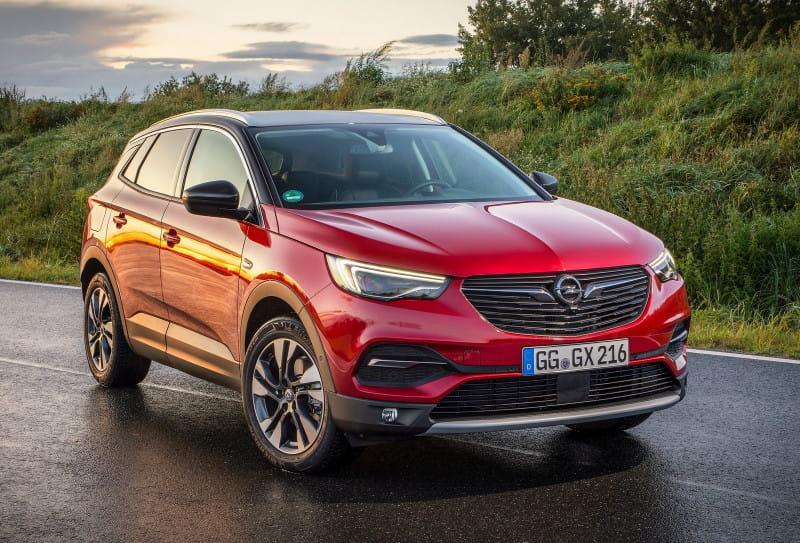 Opel Grandland X (od 10/2017) Innovation