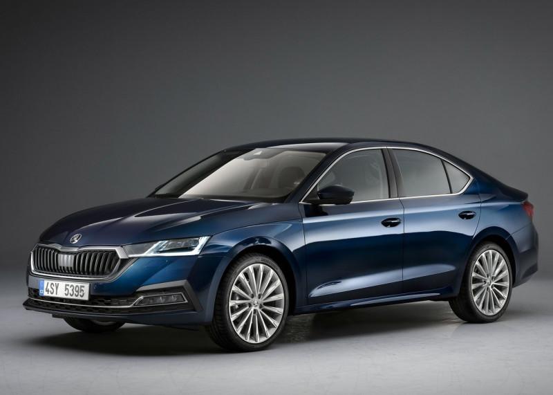 Škoda Octavia (od 01/2020) Style