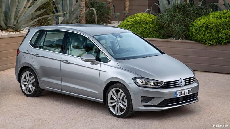 Volkswagen Golf Sportsvan (03/2014 - 09/2017) Comfortline