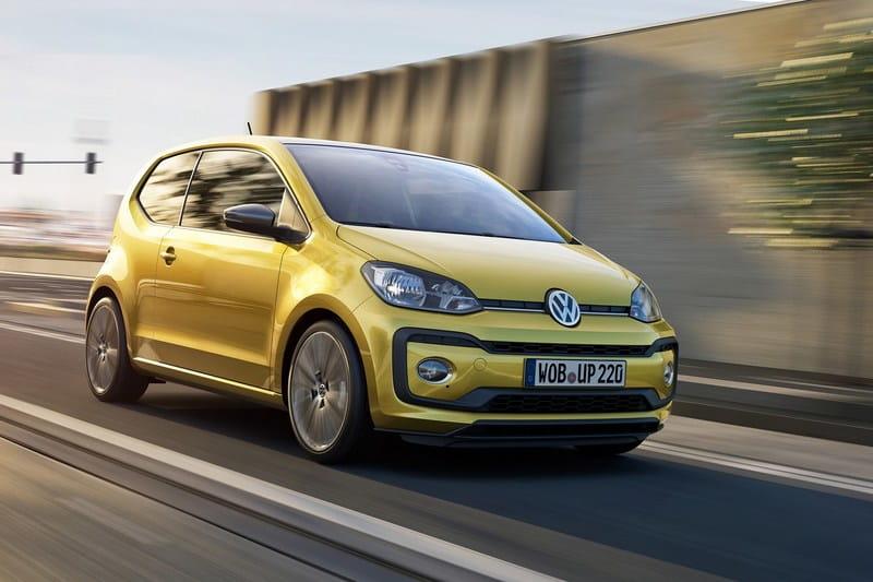 Volkswagen up! (od 06/2016) take up!