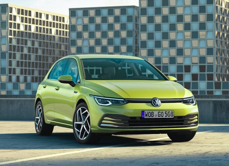 Volkswagen Golf (od 12/2019) Life