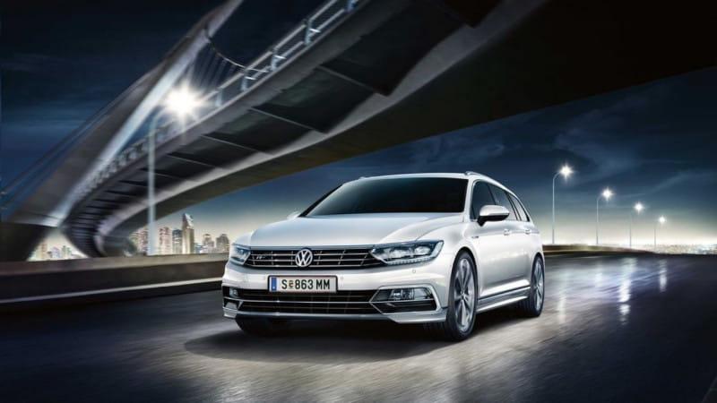 Volkswagen Passat Variant (od 10/2014) Highline R-line