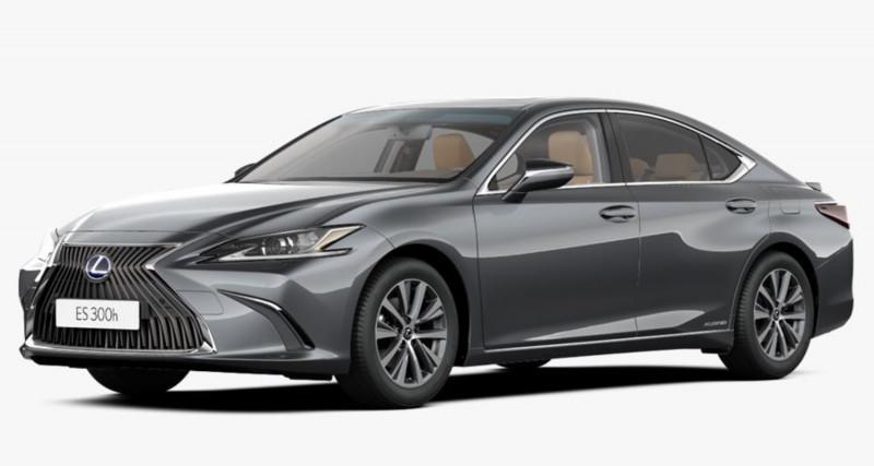 Lexus ES (od 03/2019) LIMITED EDITION