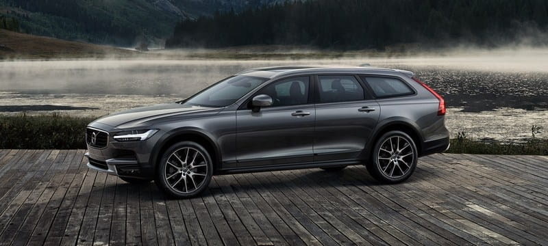 Volvo V90 Cross Country (od 11/2016) Sériová