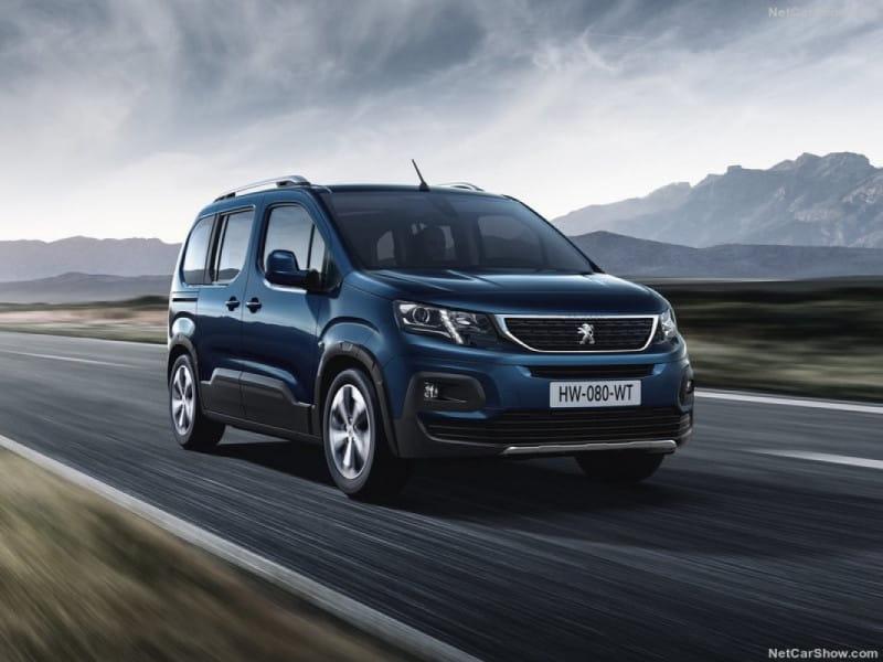 Peugeot Rifter (od 09/2018) Allure