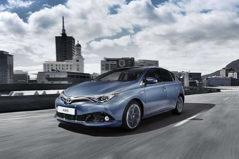 Toyota Auris (od 09/2015) Executive