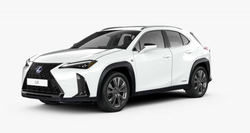 Lexus UX (od 01/2019) F Sport Plus