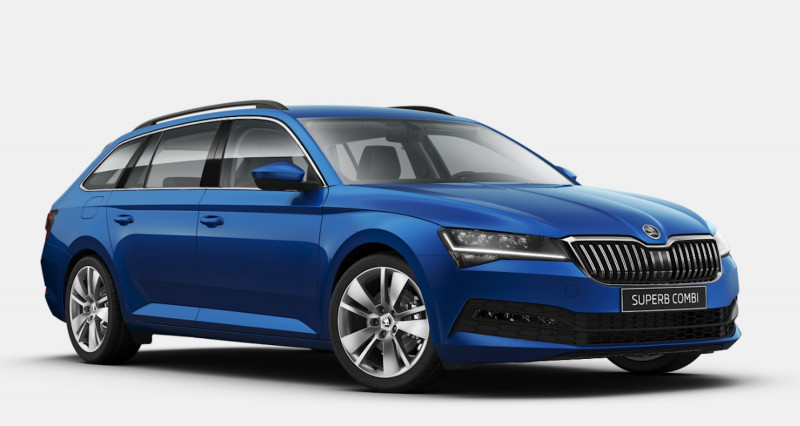 Škoda Superb Combi (od 07/2019) Ambition Plus
