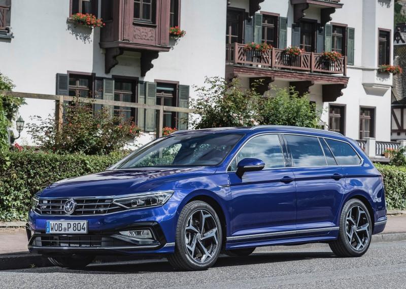 Volkswagen Passat Variant (od 08/2019) Business