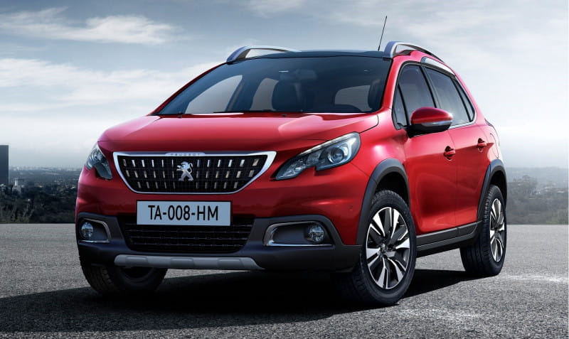 Peugeot 2008 (od 04/2016) Active