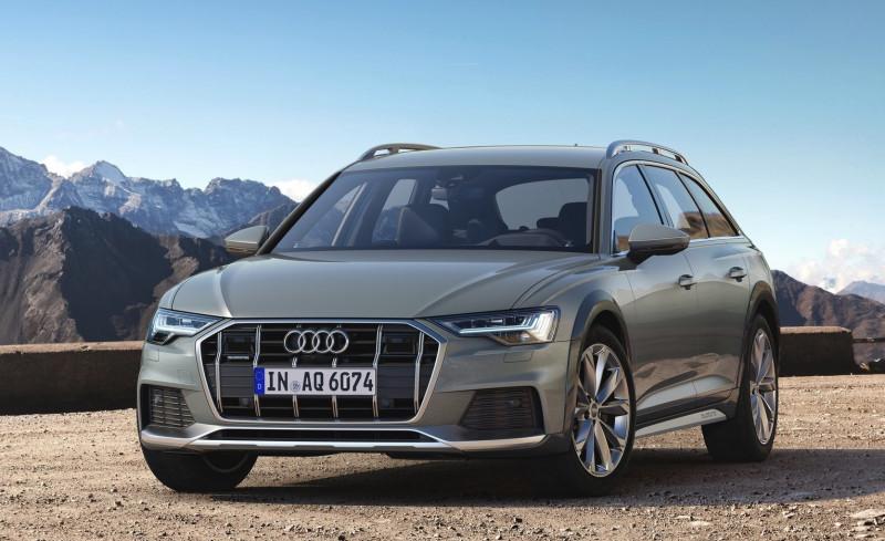 Audi A6 allroad quattro (od 12/2020)