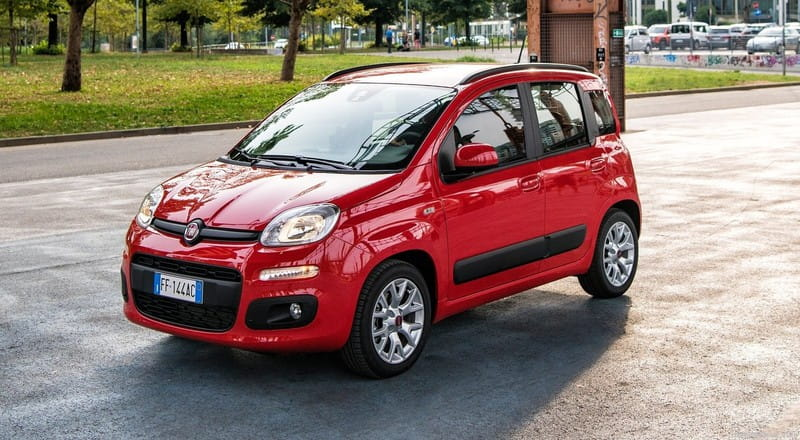 Fiat Panda (od 03/2012) Plus
