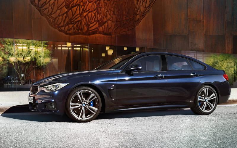 BMW Řada 4 (F32) Coupé