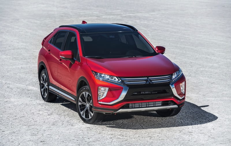 Mitsubishi Eclipse Cross (od 12/2017) Intense