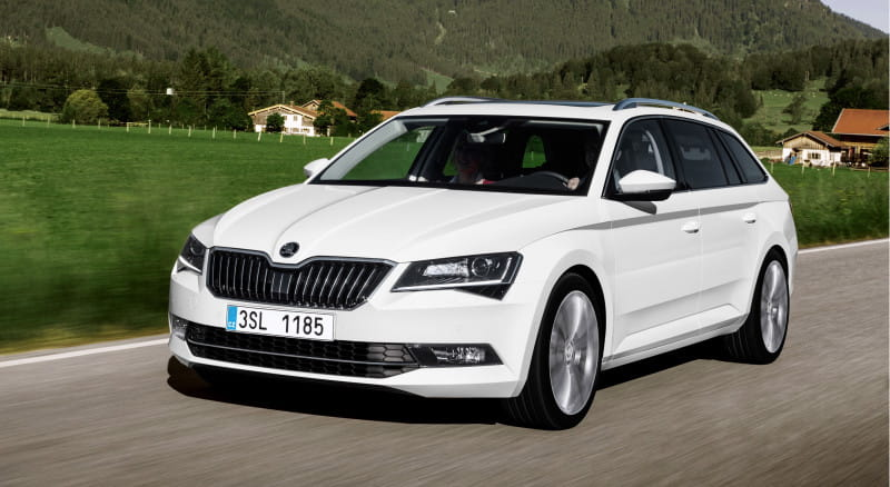 Škoda Superb Combi (od 09/2015) Ambition