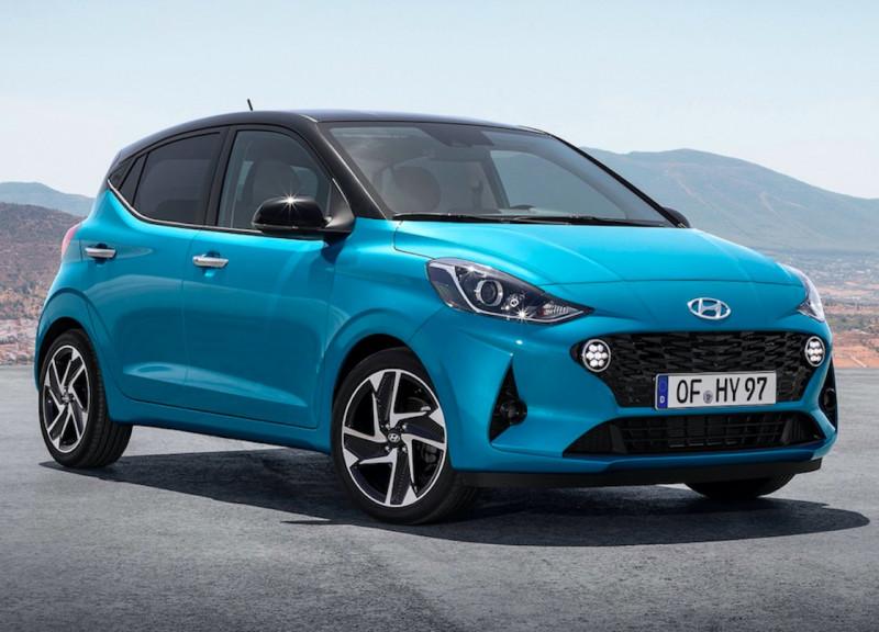 Hyundai i10 (od 01/2017) Smart