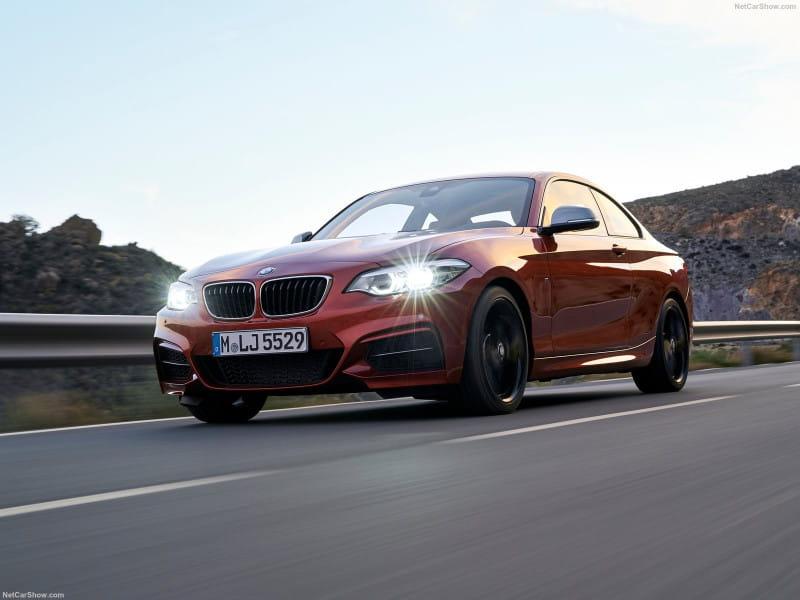 BMW Řada 2 (F22) Coupé (od 03/2014) Sport