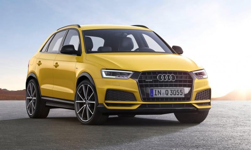 Audi Q3 (od 02/2015) sport