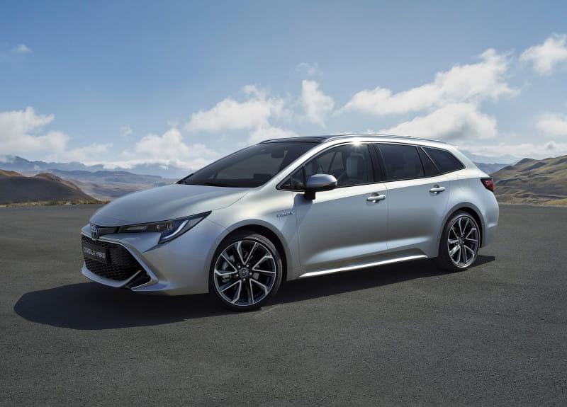 Toyota Corolla TS (od 01/2019) Active