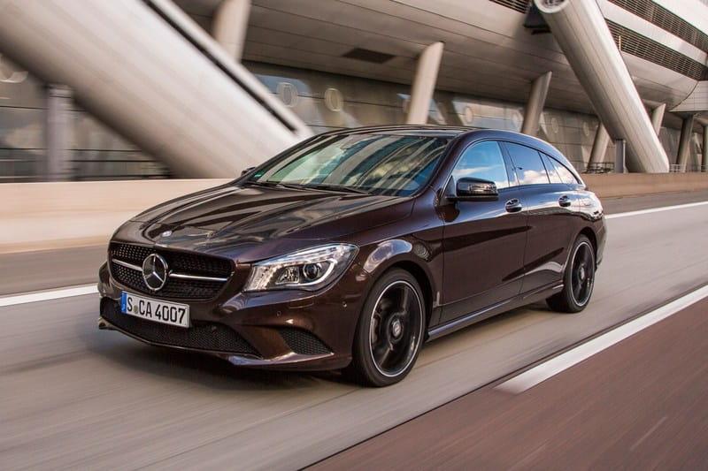 Mercedes-Benz CLA Shooting Brake (od 04/2016) Standard