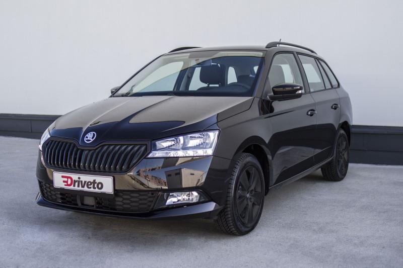 Škoda Fabia Combi (od 07/2018) Ambition Plus