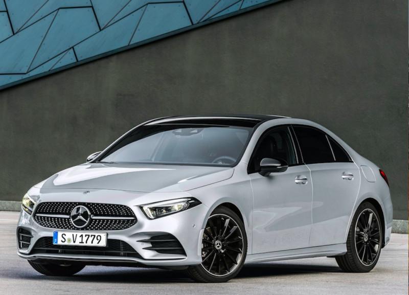 Mercedes-Benz Třída A Sedan