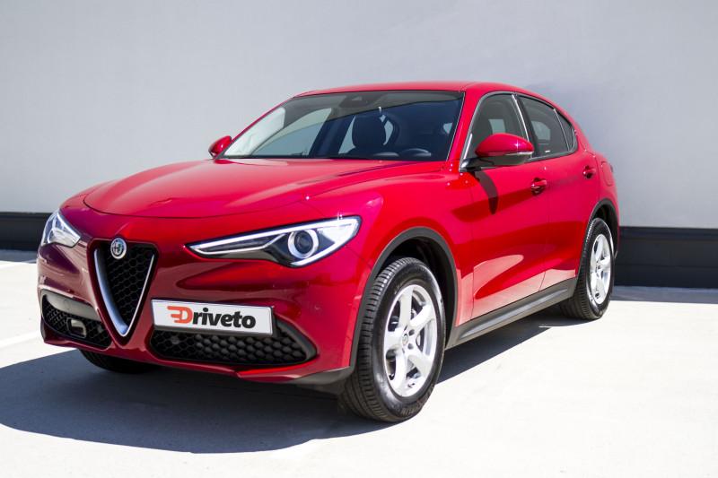 Alfa Romeo Stelvio (od 04/2017) Super