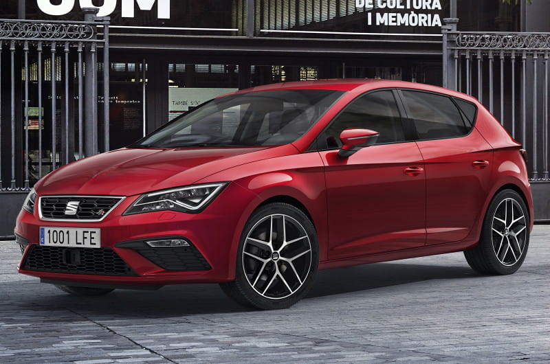SEAT Leon (5F) SC (od 11/2016) Reference