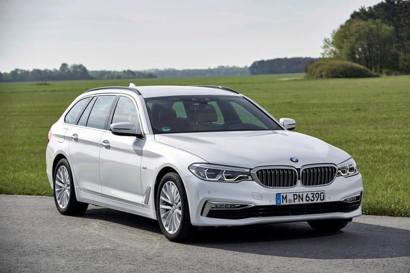 BMW Řada 5 Touring (od 07/2017)