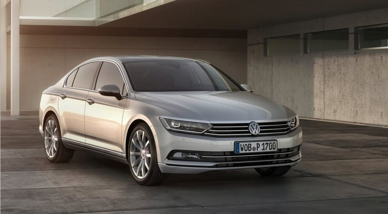 Volkswagen Passat Sedan (od 10/2014) Highline 4MOTION
