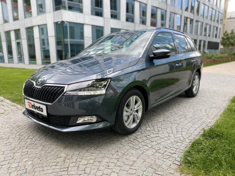 Škoda Fabia Combi (od 07/2018) Style