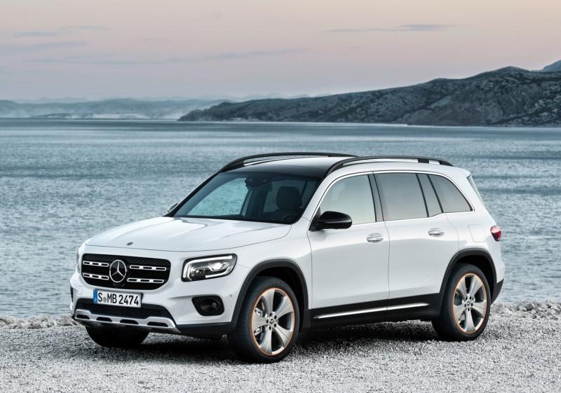 Mercedes-Benz GLB (od 12/2019) Linie Style