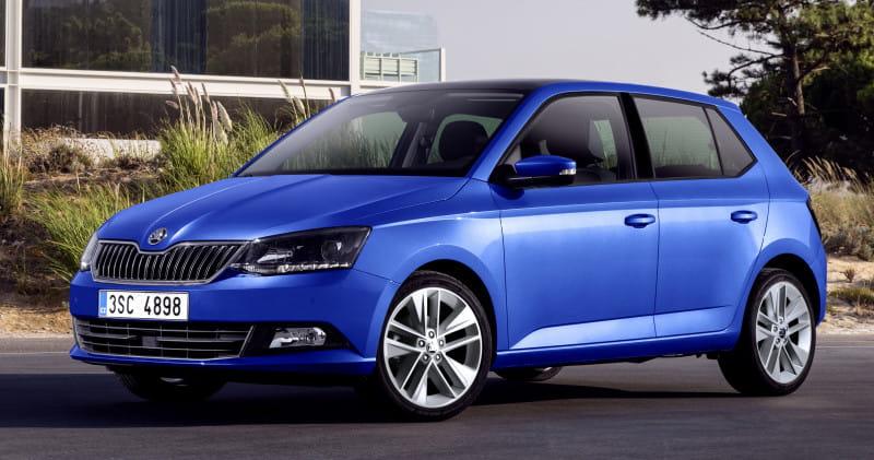 Škoda Fabia (11/2014 - 06/2018) Style Plus