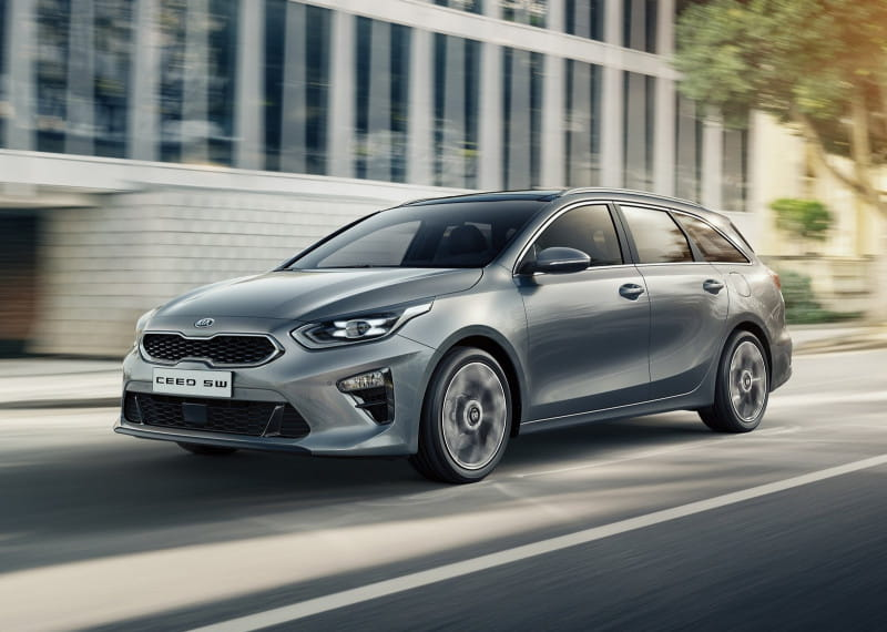 KIA Ceed Sportswagon (od 06/2018) Exclusive