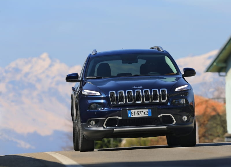 Jeep Cherokee (07/2014 - 09/2018) Limited Active Drive I