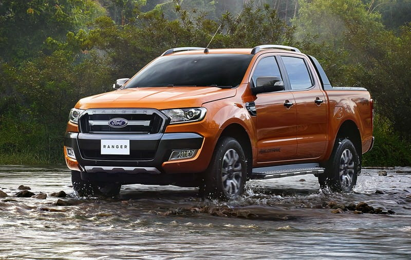 Ford Ranger (od 01/2016) Limited