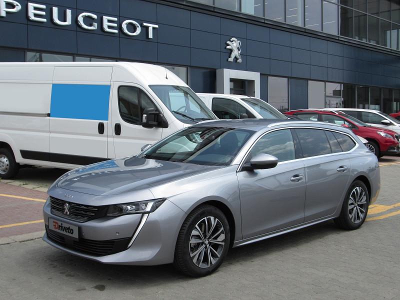 Peugeot 508 SW (od 09/2014) Allure