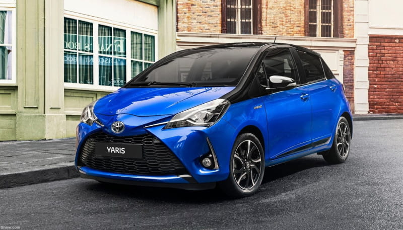 Toyota Yaris (od 04/2017) Active Trend