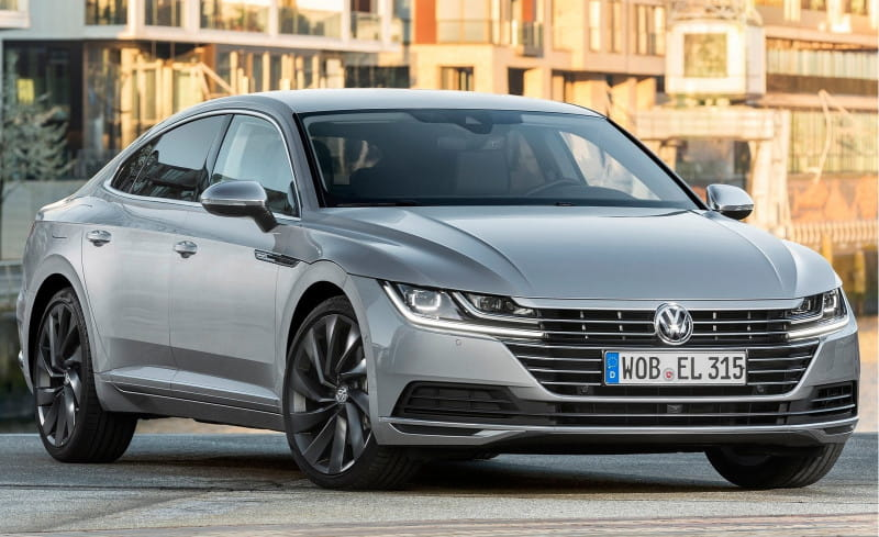 Volkswagen Arteon (od 06/2017) Elegance