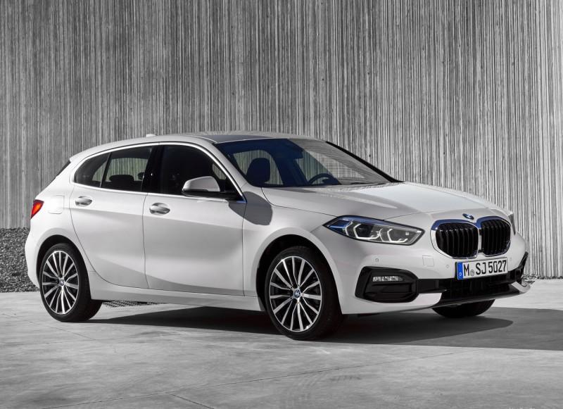 BMW Řada 1 (F40) (od 07/2019) Advantage