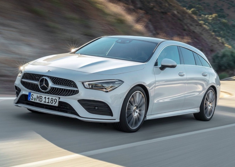 Mercedes-Benz CLA Shooting Brake (od 06/2020) Advantage