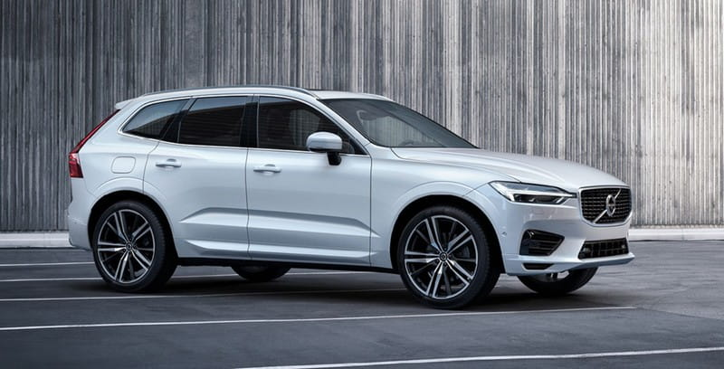 Volvo XC60 (od 05/2017) Inscription