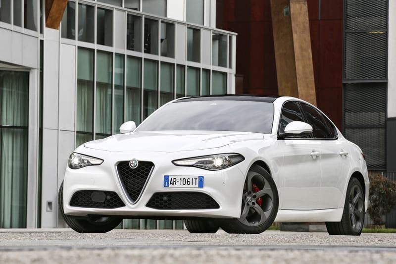 Alfa Romeo Giulia (od 06/2016) Veloce Q4 AT8