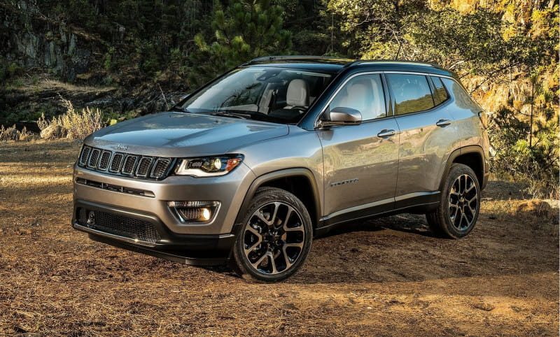 Jeep Compass (od 07/2017) Sport