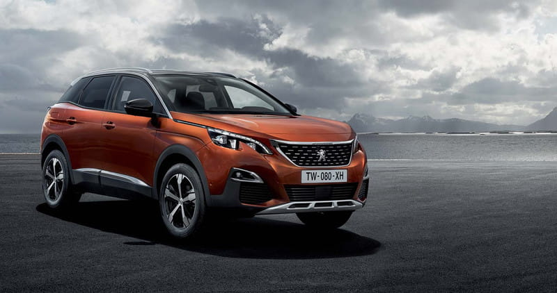 Peugeot 3008 (od 10/2016) Active
