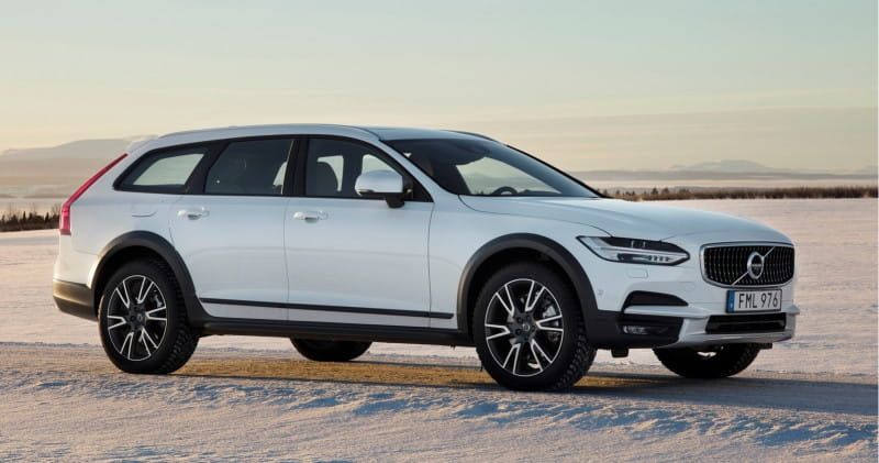 Volvo V90 Cross Country (od 11/2016) Pro